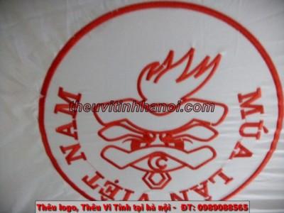 Nhận thêu logo tại hà nội